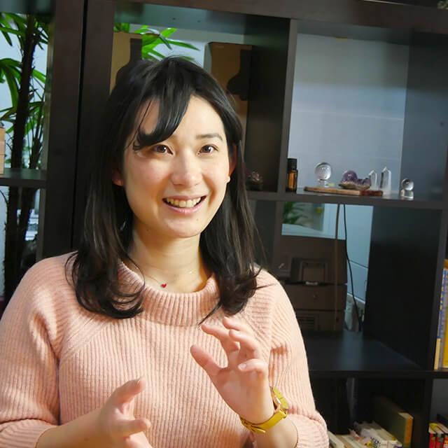 中野友未奈さん写真